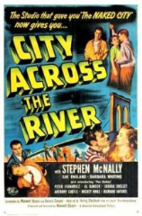 City Across the River 1949 DVD - Stephen McNally / Thelma Ritter